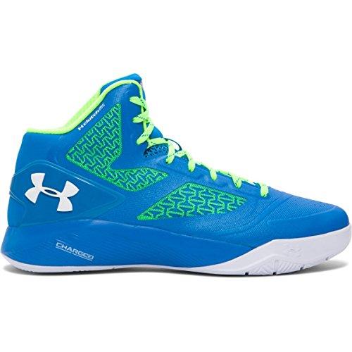 Under Armour Men's ClutchFit Drive II Basketball Shoes Snorkel Fuel Green Size 9 M US
