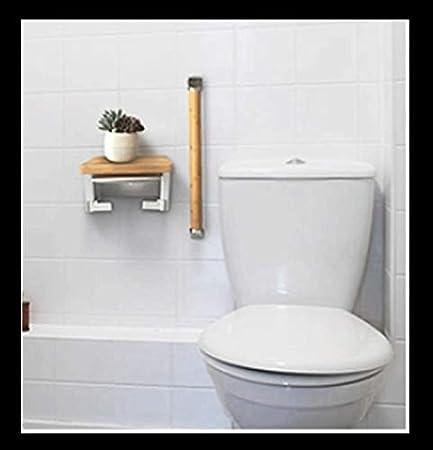 Kind Auf mobiler Assistent /ältere Personen Haltegriff f/ür das Bad behindertengerechtes Bad Badewannengriff Sicherheitsdusche Mobile Biegest/ütze f/ür Sicherheitsgriffe Handlauf aus massivem Holz