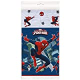 Ultimate Spiderman Plastic Table Cover-54x84in by Unique Industries