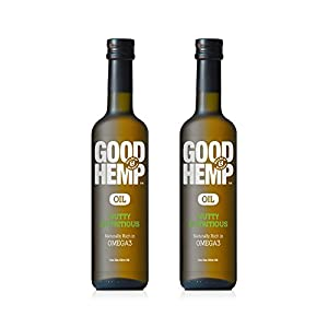 Good Hemp Oil 500ml X 2