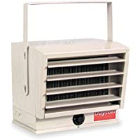 DAYTON 3UG73 Electric Utility Heater,5/4.1/3.3/2.5 kW