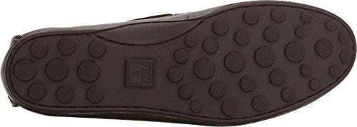 5 US Men's Plain Leather Moc 10 Olive D FRYE Driving z7nqw00