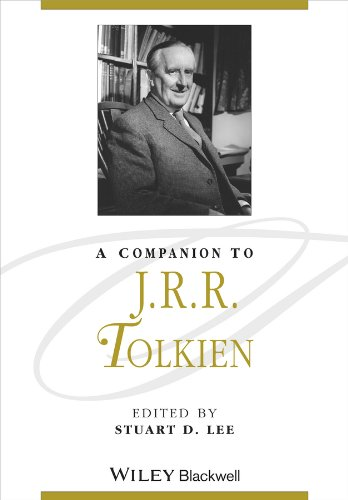 A Companion to J. R. R. Tolkien (Blackwell Companions to Literature and Culture) Pdf