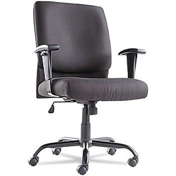Amazoncom OIF BT4510 Big and Tall SwivelTilt Mid Back Chair