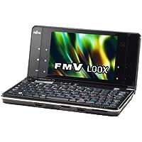 富士通 モバイルパソコン FMV-BIBLO LOOX U/G90(モカブラック) FMVLUG90B