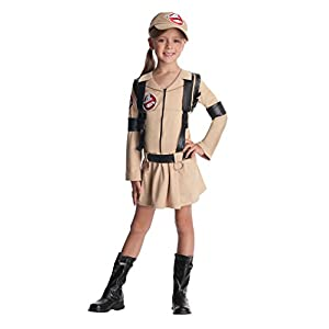 Ghostbuster Girls Costume, Large