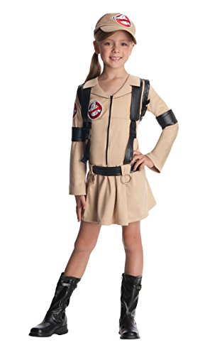 80's Business Woman Costume (Ghostbuster Girls Costume, Large)
