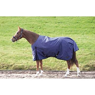 Masta - Manta TEX Basic 200g con cuello estándar para caballo