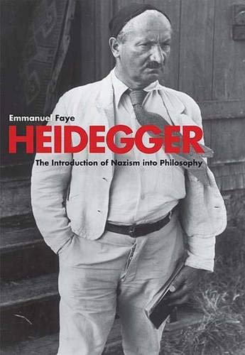 Download Heidegger: The Introduction of Nazism into Philosophy in Light of the Unpublished Seminars of 1933-1935 pdf epub