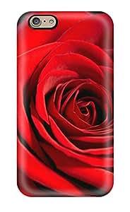Irene R. Maestas's Shop 9623807K59561272 Excellent Design Red Rose Phone Case For Iphone 6 Premium Tpu Case