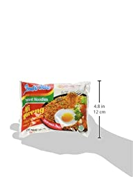 Indomie Goreng Fried Noodles for 10 Bags