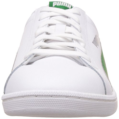 Green puma Puma amazon Smash Sneaker Bianco 22 Unisex L Adulto – White 0aqv6