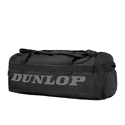 DUNLOP-CX Performance Holdall Tennis Bag Black-(045566908537)