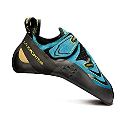 La Sportiva Futura Rock Climbing Shoe - Men\'s Blue 39.5