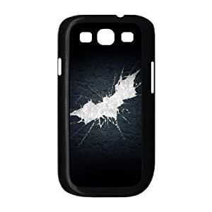 Batman Shattered Logo Samsung Galaxy S3 9300 Cell Phone Case Black Pretty Present zhm004_5000783