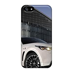 Durable Defender Case For Iphone 5/5s Tpu Cover(infiniti Fx Vettel Edition 2013)