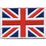 Parche / parche para coser con la bandera del Reino Unido.