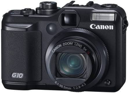Canon PowerShot G10 - Cámara Digital Compacta 14.7 MP: Amazon.es ...