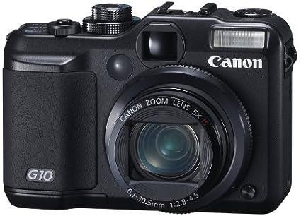 Amazon.com: Canon PowerShot G10 14,7 MP cámara digital con ...