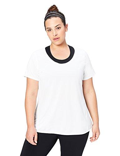 Core 10 Womens Lighter Than Air Performance T-Shirt (XS-XL, Plus Size 1X-3X)