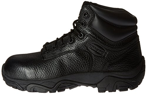 Iron Age Women's IA507 Trencher Fire and Safety Shoe, Black, 10.5 M US by Iron Age (Image #5)
