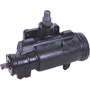 Image of Cardone 27-7529 Remanufactured Power Steering Gear Gear Boxes