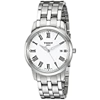 Tissot Men's T0334101101301 Classic Dream Stainless Steel Case and Bracelet Watch
