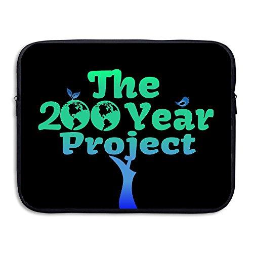 Vegan Starter Guide Water Resistant Laptop Neoprene Bag Spill-Resistant Thickest Protective Slim Tablet Cover For 13