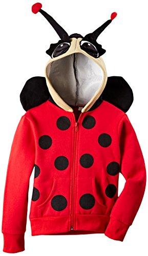 Rasta Imposta Lady Bug Hoodie, 7-10