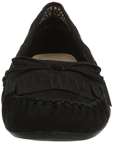 Dorothy Donna Laddy 130 Perkins black Black Mocassini U1rUwqtZx