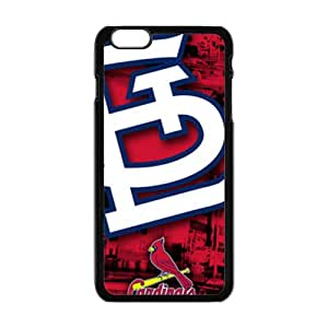 HRMB St. Louis Cardinals Fashion Comstom Plastic case cover For Iphone 6 Plus