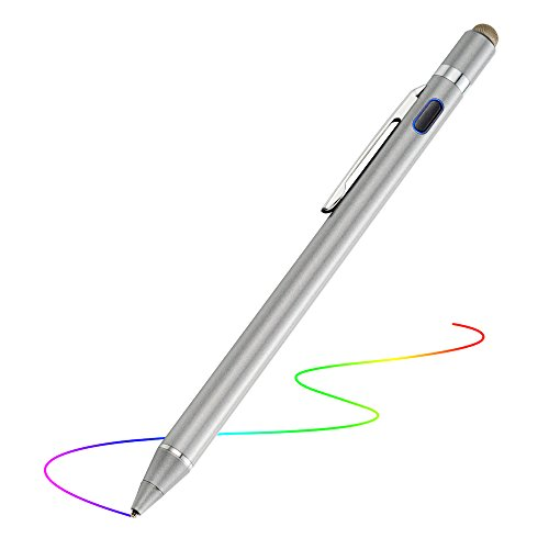 Evach Evach1 Ipad Active Capacitive Digital Pen with 1.5mm Ultra Fine Tip, Touchscreen Stylus Pencil by Evach