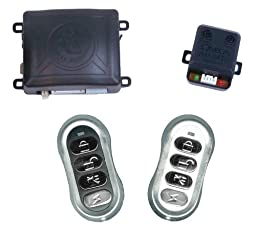 K9 MUNDIALNSLA+ Keyless Entry and Car Alarm Security System