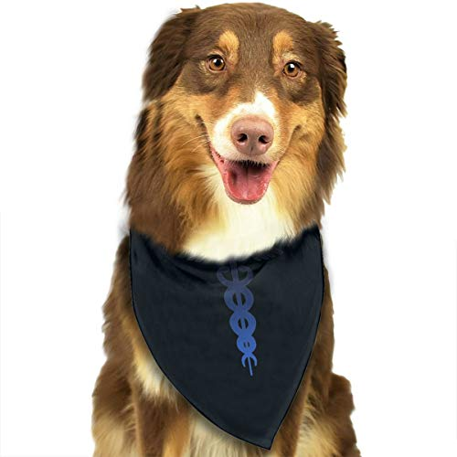 CZSJzd Nurse Cross Clipart Fashion Dog Bandana Pet Accessories Easy Wash Scarf