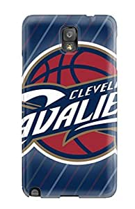 cleveland cavaliers nba basketball (36) NBA Sports & Colleges colorful Note 3 cases