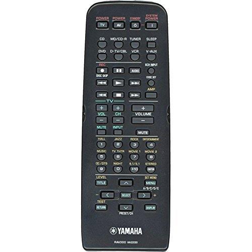 Yamaha Rav300 Wa22030 OEM Remote Control for Htr5630 Htr5730 Htr5830 Rxv350