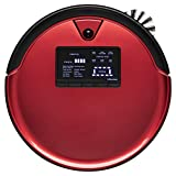 bObsweep PetHair Plus Robotic Vacuum Cleaner and Mop, Rouge