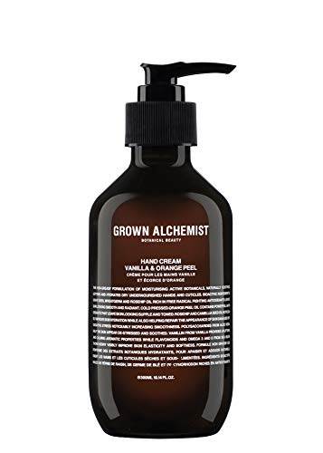 Grown Alchemist Hand Cream - Vanilla & Orange Peel (300ml / 10.14oz)