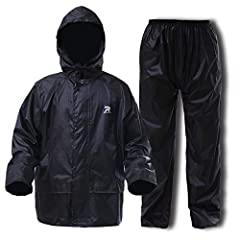 RainRider is a manufactory committed to outdoor waterproof lightweight/ heavy duty rainwear, all kinds of waterproof clothing.  We can custom your logos, if you need to buy in bulk, please contact us by mail, We will offer a satisfactory pric...