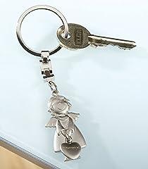 GILDE 50992 Schlüsselanhänger Silber