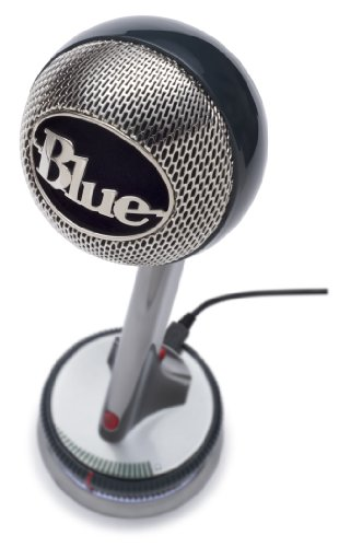 Blue Nessie Adaptive USB Condenser  Microphone, Cardioid by Blue (Image #1)