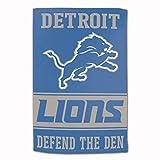 """Master Industries Detroit Lions Sublimated Cotton Towel - 16"""" x 25"""""""