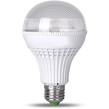 DC 12V-24V LED Light Bulb Recess Low Voltage 12W=75W E26 Spot Lamp Off Grid RV Transformer Lighting PAR30 PAR38 Lamp Replacement Solar Battery Tiny House ...