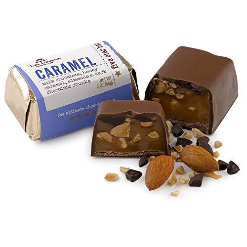 Lake Champlain Milk Chocolate Caramel Five Star Bar, 2 Ounces