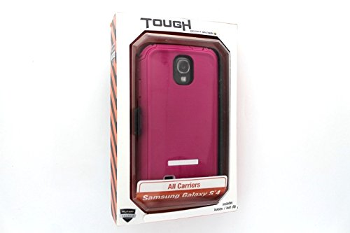 Body Glove ToughSuit Case for Samsung Galaxy S4 - Retail Packaging ()