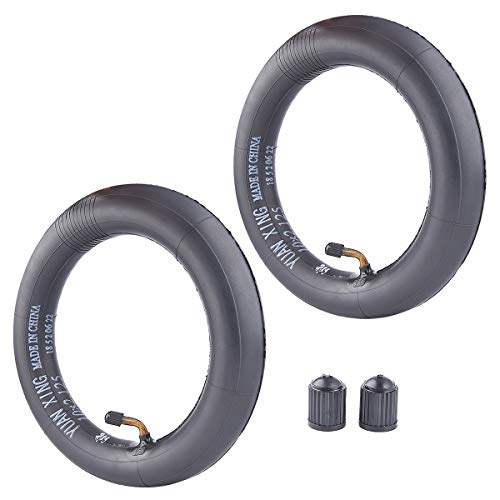 10 x 2.125 (10 Inch) Inner Tube for Self Balancing 2-Wheel Scooter fit 10X2 Tires 10X1.90 10X1.95 10X2 10X2.125 Inner Tube 2 Pack of