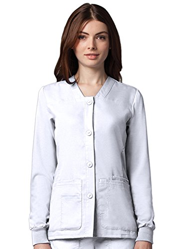 Button Front Jacket - 4