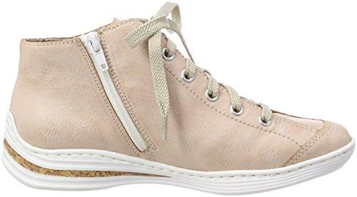 Rieker Basses EU 37 Altrosa Rose Rouge Femme M3539 Sneakers rqBzP4r