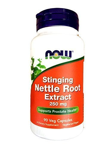 - Now Foods Stinging Nettle Root Extract 250mg, Veg-Capsules, 90-Count (Pack of 3)