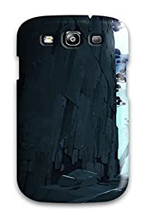 High-end Case Cover Protector For Galaxy S3(city)